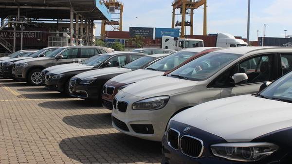Xe nhập khẩu vào Việt Nam được 'cởi trói'