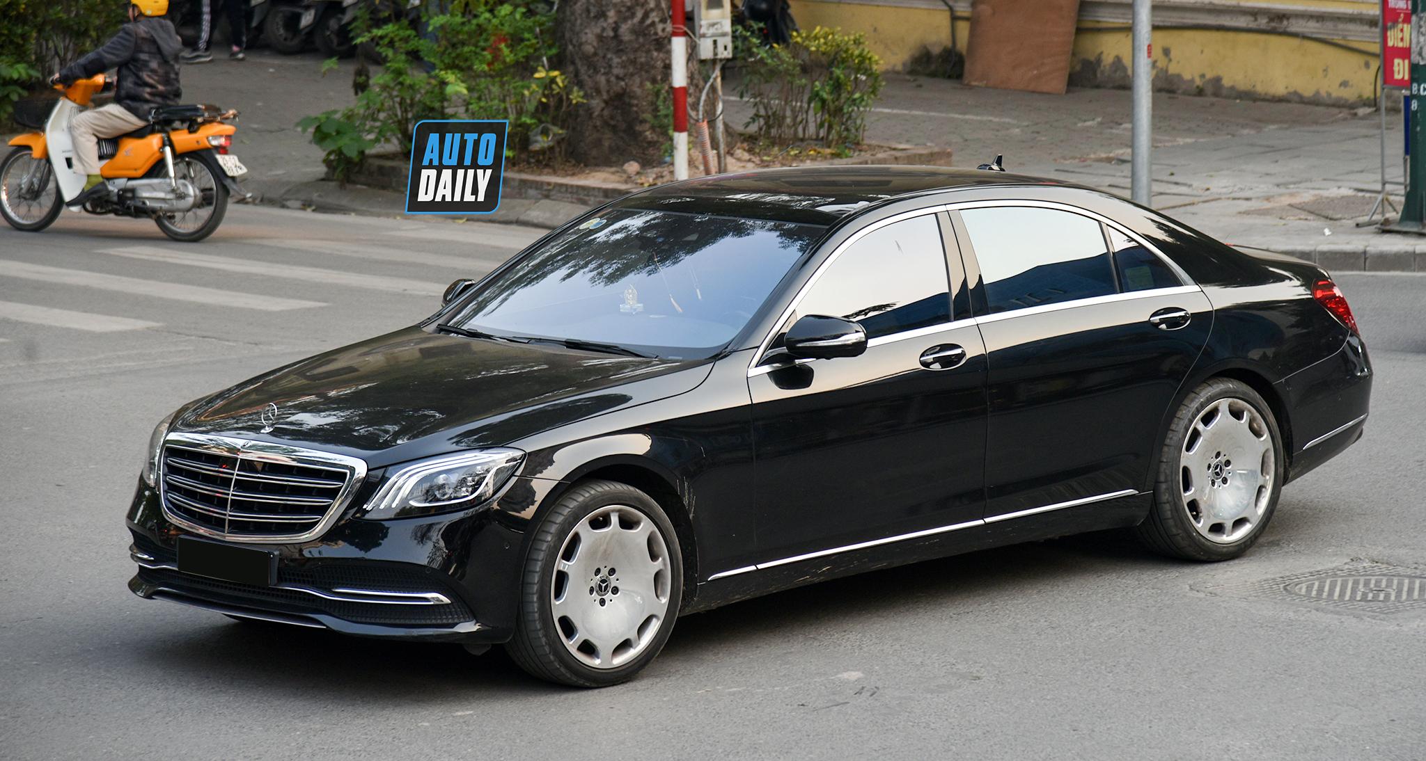 Nhiều chủ xe Mercedes-Benz S-Class thích độ lên S-Class Maybach