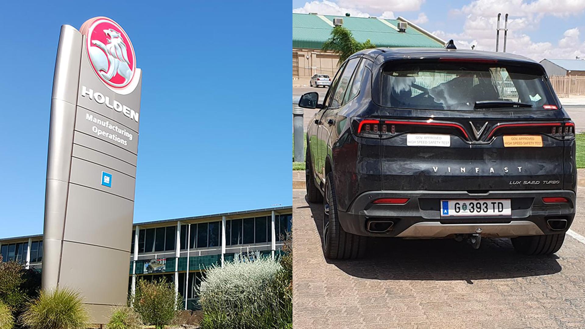 VinFast mua lại hãng xe Úc? Lux SA chạy thử ở Nam Phi - Quyết tâm vươn ra biển lớn