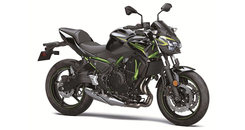 Kawasaki Z650 2020 về Việt Nam, giá từ 187 triệu đồng