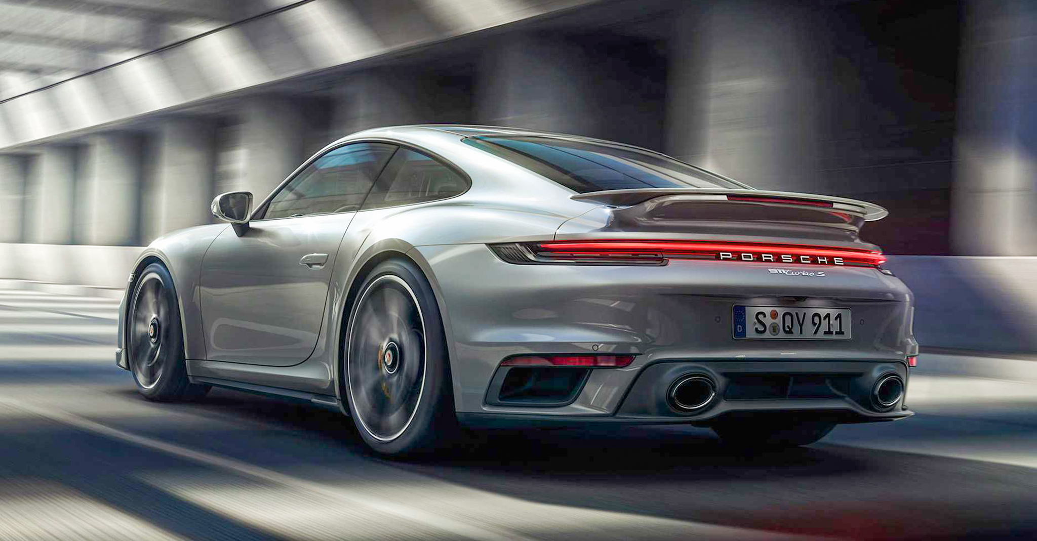 Porsche 911 Turbo S 2021 ra mắt, giá từ 203.500 USD