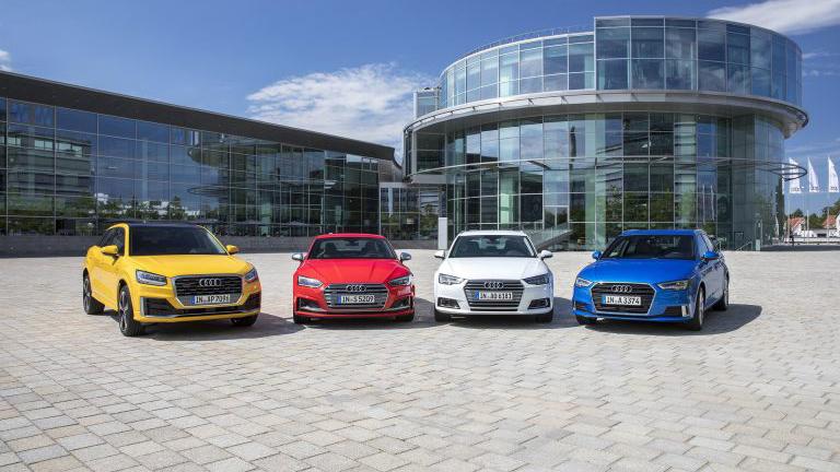 Volkswagen muốn thâu tóm 100% cổ phần Audi
