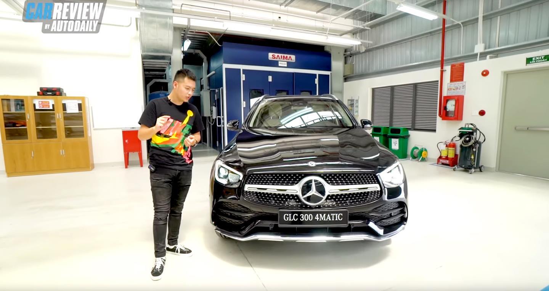Giá 2,399 tỷ, Mercedes-Benz GLC 300 2020 lắp ráp trong nước có gì hấp dẫn?