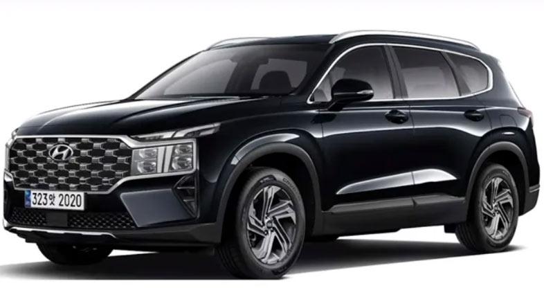 Xem trước thiết kế của Hyundai Santa Fe 2021