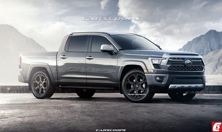 Siêu bán tải Toyota Tundra 2022 sắp ra mắt, quyết đấu Ford F-150