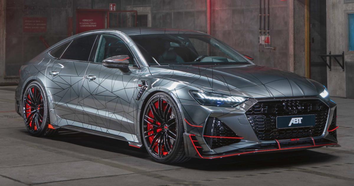 Audi RS7-R mạnh 729 mã lực, 0 - 100 km/h chỉ 3,2 giây
