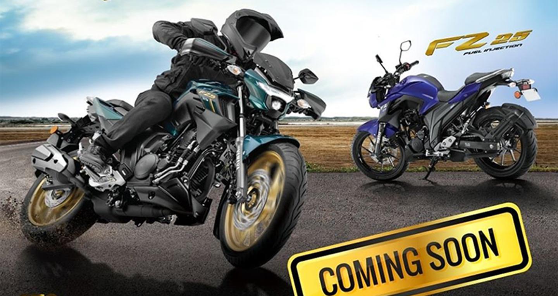 Yamaha FZ 25 và FZ-S 25 2020 thiết kế ngầu hơn