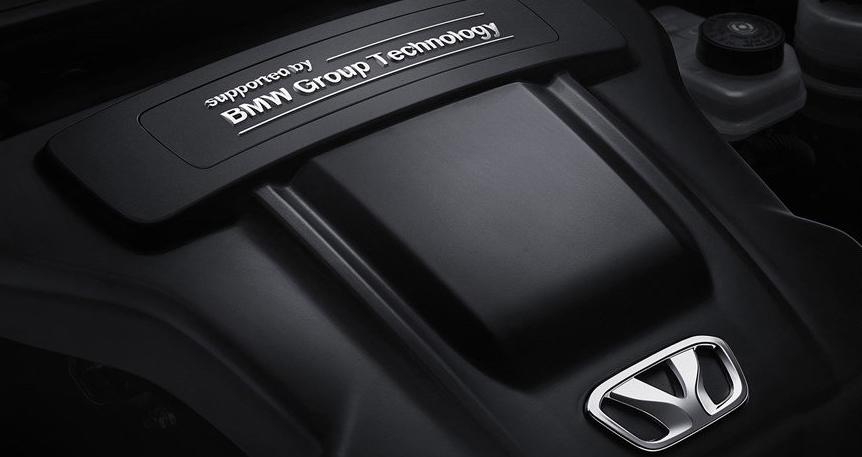 Xe Trung Quốc có dùng động cơ BMW?