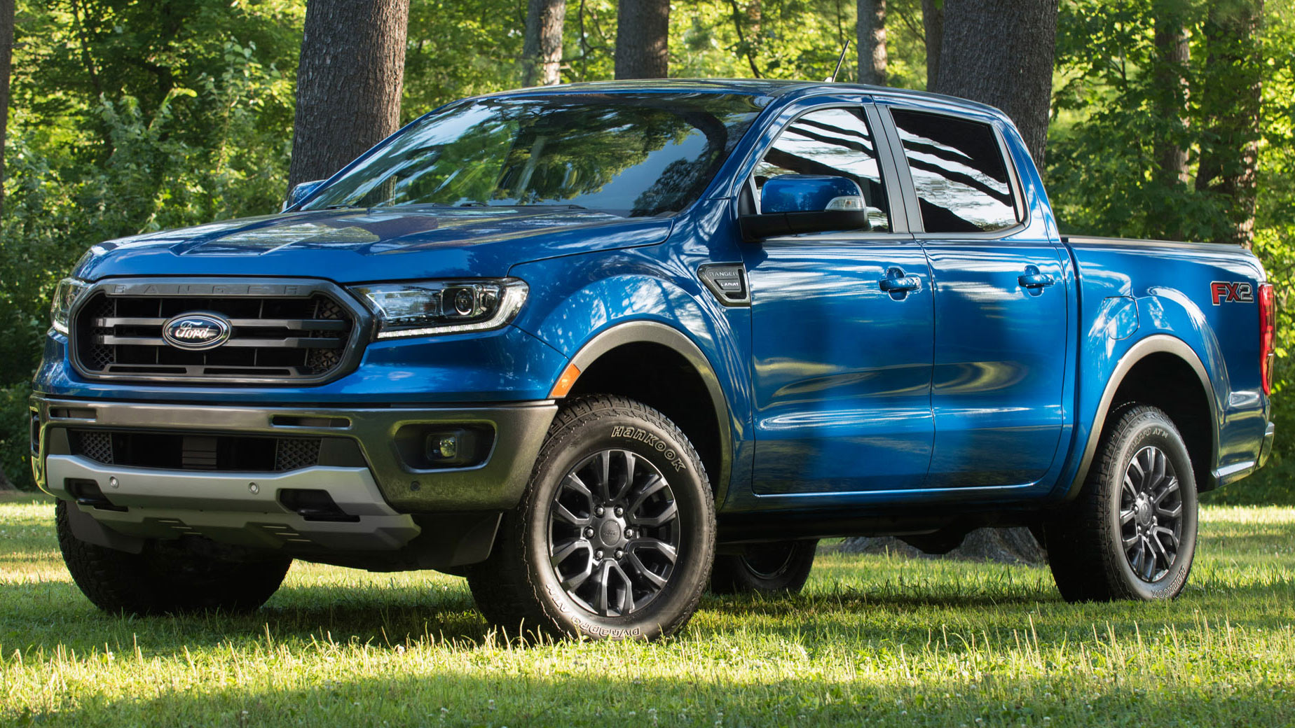 Ford Ranger được gia tăng sức mạnh, sẵn sàng nghênh chiến các đối thủ