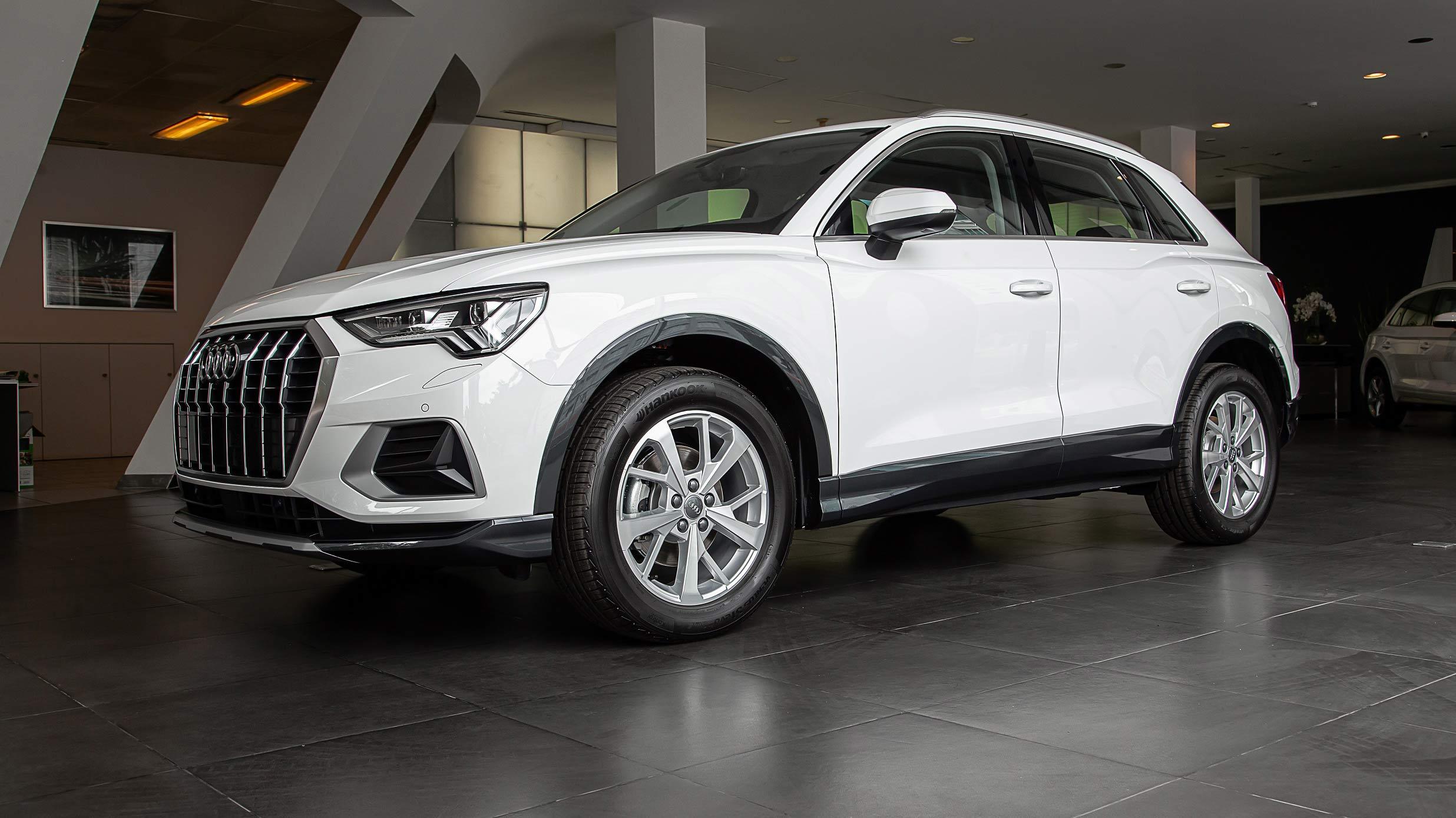 Audi Q3 2020 giá 1,9 tỷ về đại lý, sẵn sàng đến tay khách Việt