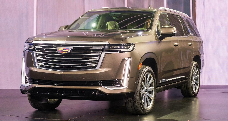 Cadillac Escalade ESV 2021 chốt giá từ 80.490 USD