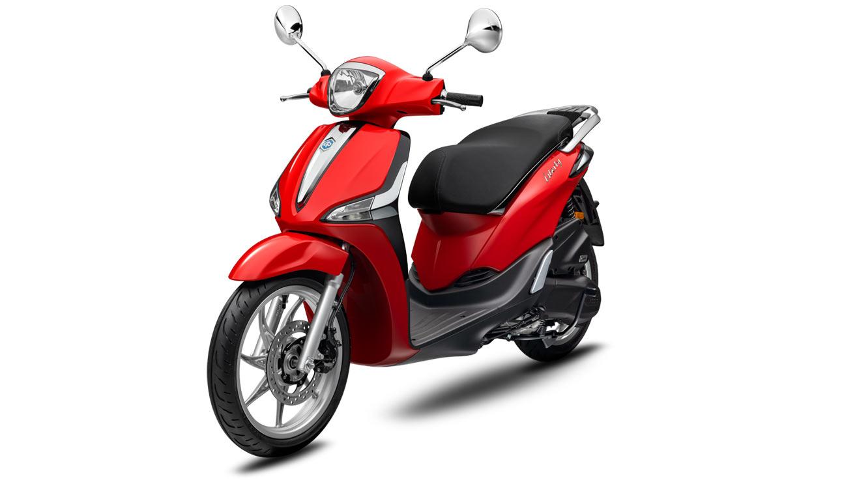 Piaggio Liberty 50cc mới ra mắt tại Việt Nam, giá 39,9 triệu đồng