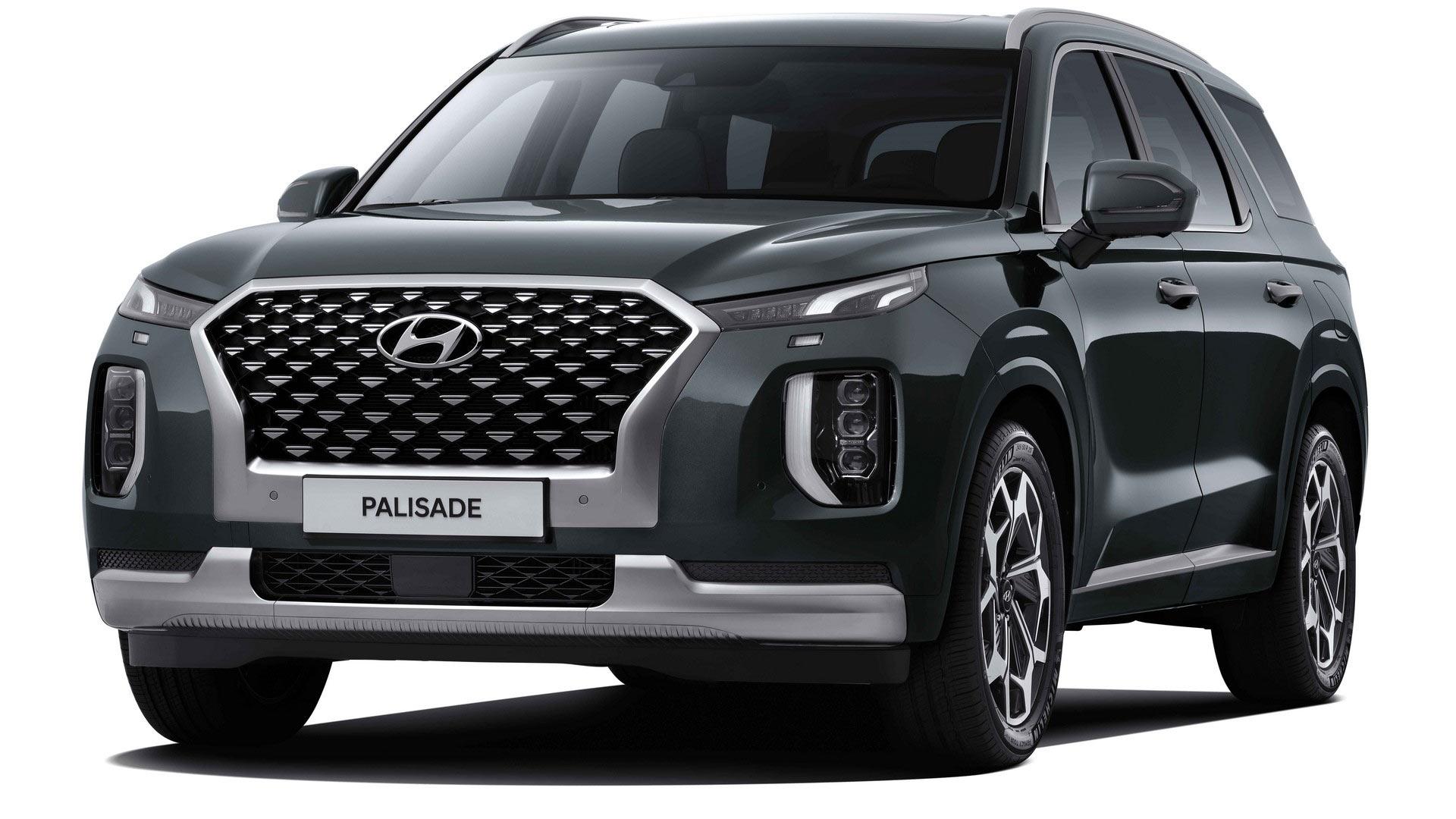 Hyundai Palisade 2020 có thêm phiên bản cao cấp, giá từ 39.000 USD