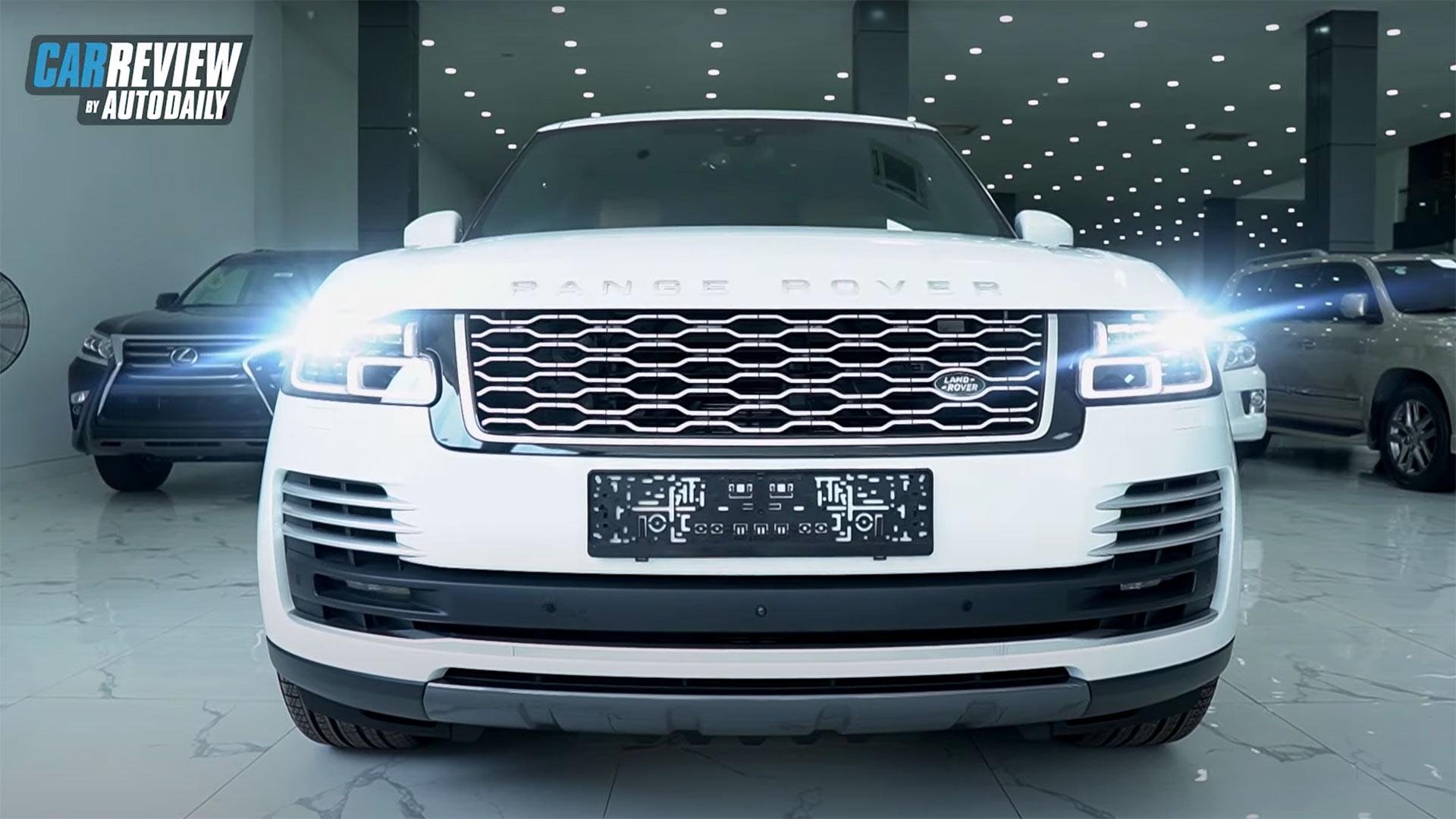 Vì sao Range Rover Autobiography LWB 2020 có giá trên 10 tỷ?