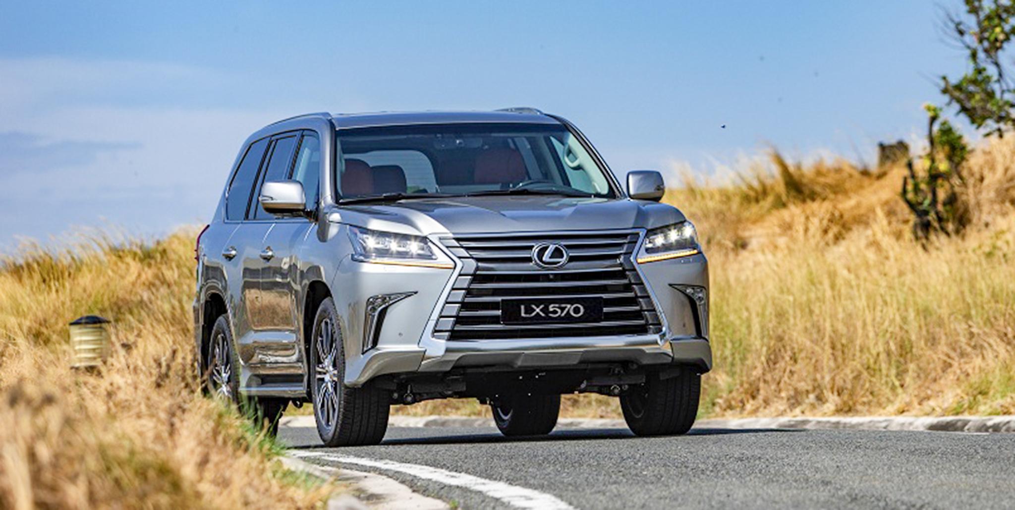 Top SUV cỡ lớn 3 hàng ghế chính hãng cho đại gia Việt