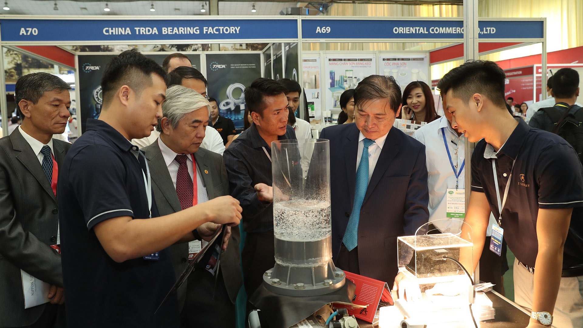 Triển lãm Saigon Autotech 2020 dời lịch tổ chức sang tháng 12/2020