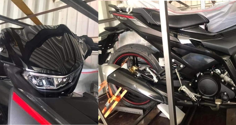 Yamaha Exciter 155 2021 nâng cấp toàn diện, quyết đấu Honda Winner X
