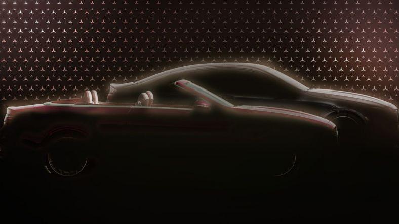 Mercedes-Benz nhá hàng E-Class Coupe, Cabriolet mới, ra mắt ngày 27/5