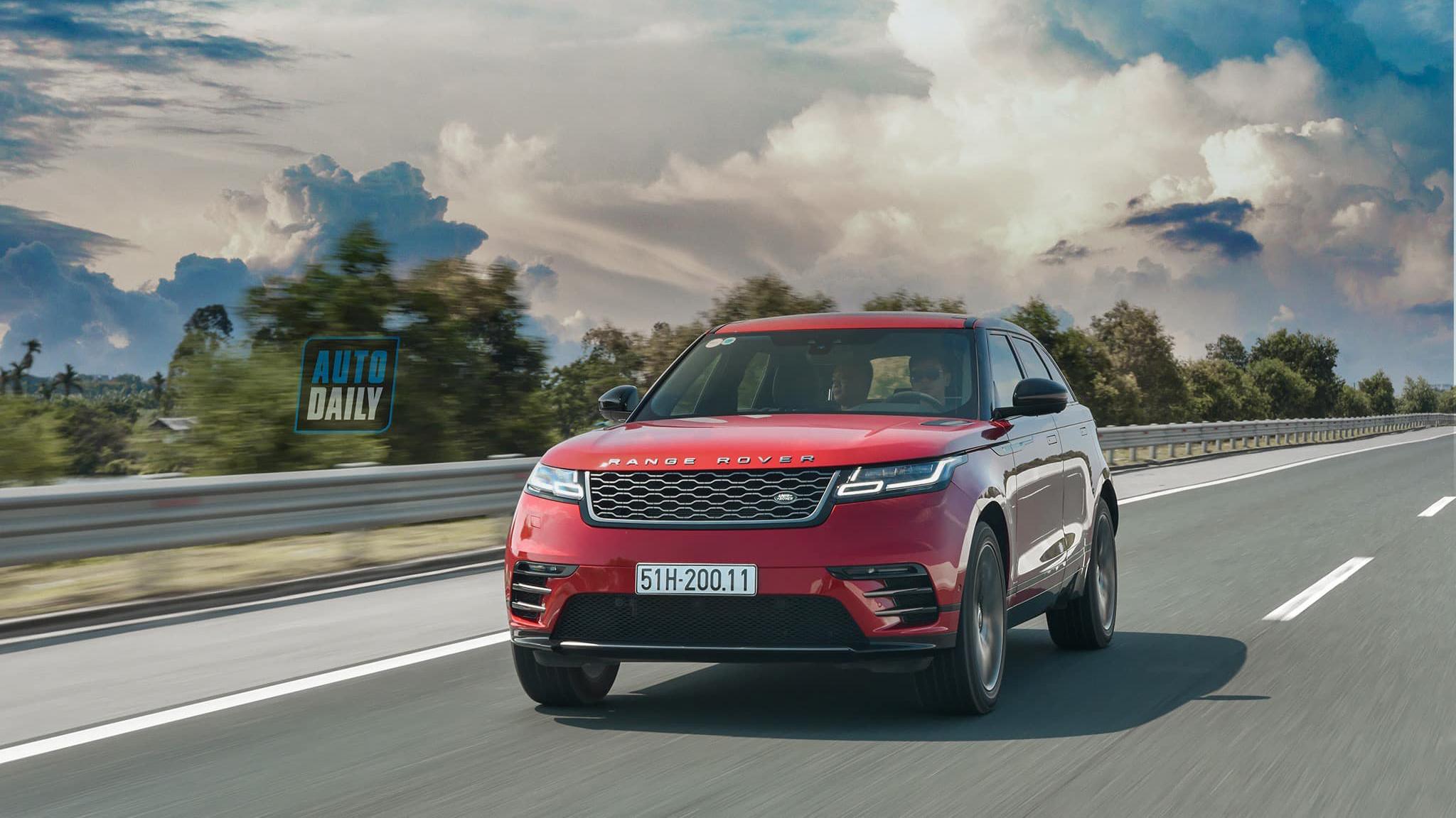 Đánh giá ưu nhược điểm Range Rover Velar 2020 - Giá 5,4 tỷ có hơn BMW X5, Mercedes GLE?