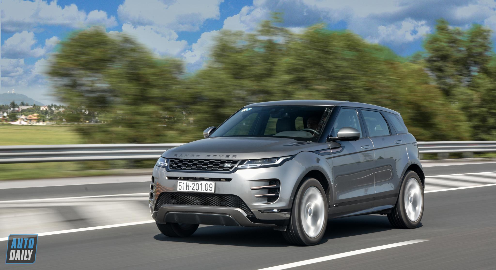 """Đánh giá Range Rover Evoque 2020: """"Chất"""" SUV hạng sang Anh quốc"""
