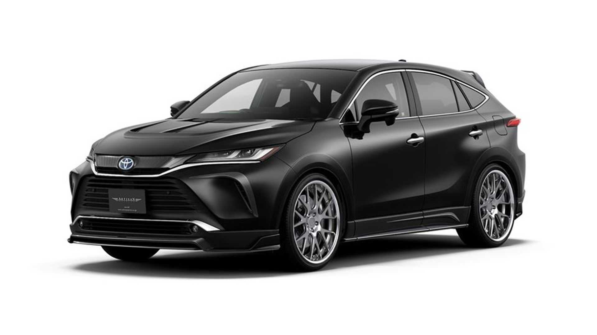 Vừa ra mắt, Toyota Venza 2021 đã có bản độ cực chất