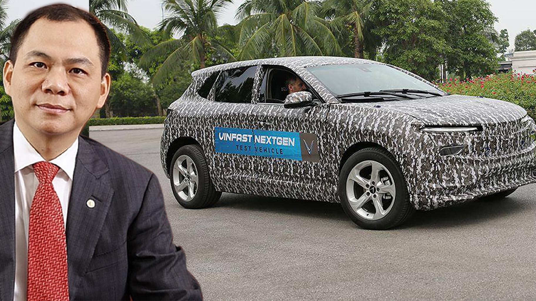 SỐC: Tỷ phú Phạm Nhật Vượng sắp bán ô tô điện VinFast tại Mỹ