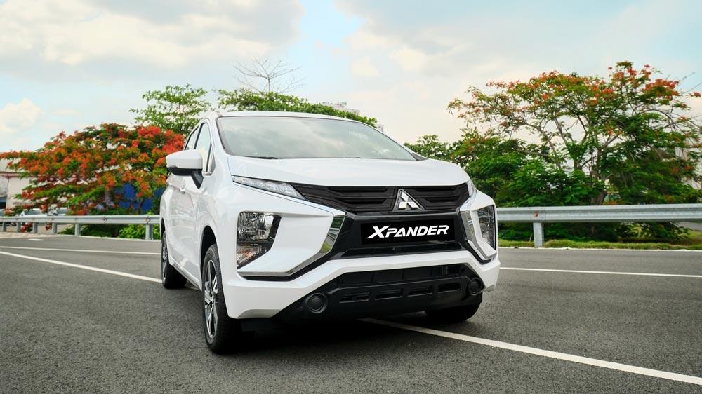 Mitsubishi Xpander MT 2020 ra mắt, giá 555 triệu