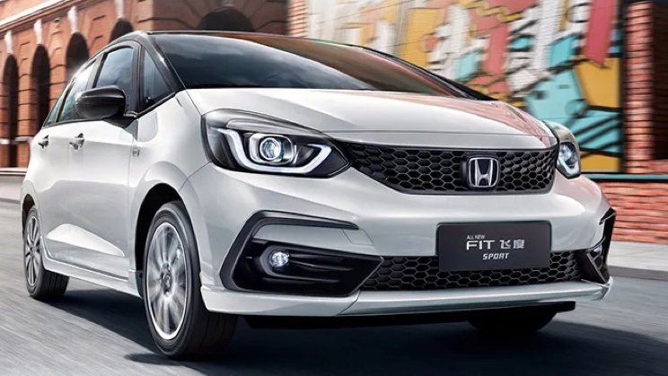 Honda Jazz 2020 ra mắt tại Trung Quốc với phần đầu xe hầm hố hơn