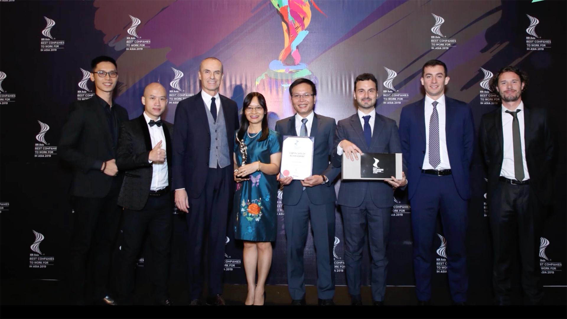 Piaggio Việt Nam vào top 51 công ty có môi trường làm việc tốt nhất