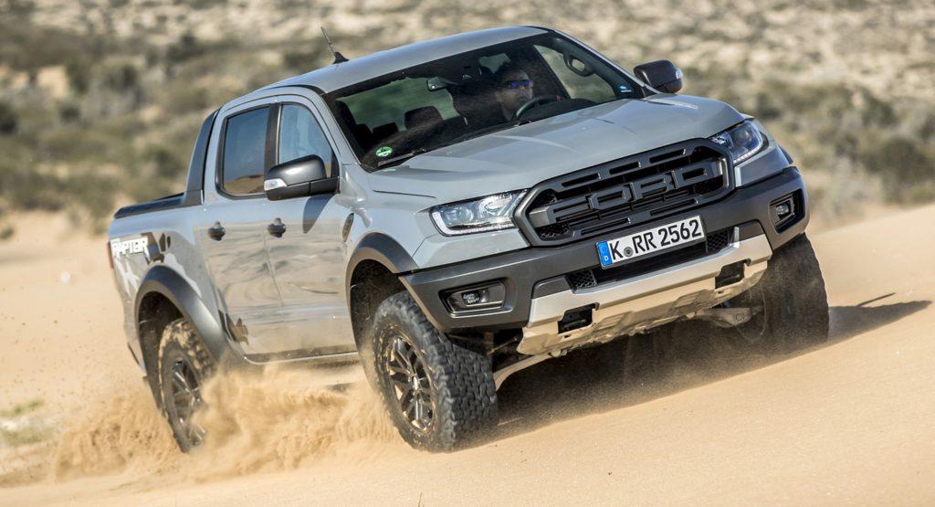 Ford Ranger Raptor 2022 sẽ sử dụng động cơ V6 Twin-Turbo mạnh 400 mã lực?