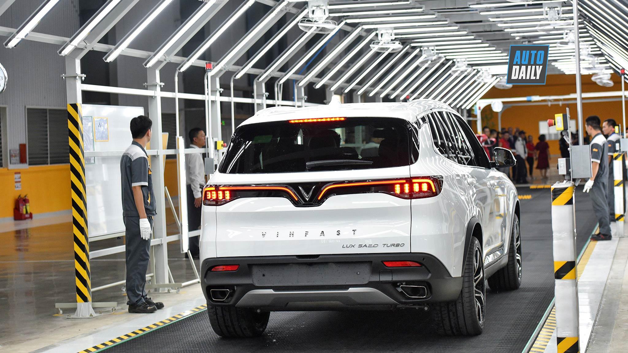 Chính thức giảm 50% phí trước bạ: CÚ HÍCH cho thị trường ô tô Việt