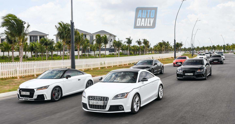 Audi Club Vietnam offline hoành tráng kỷ niệm 3 năm thành lập