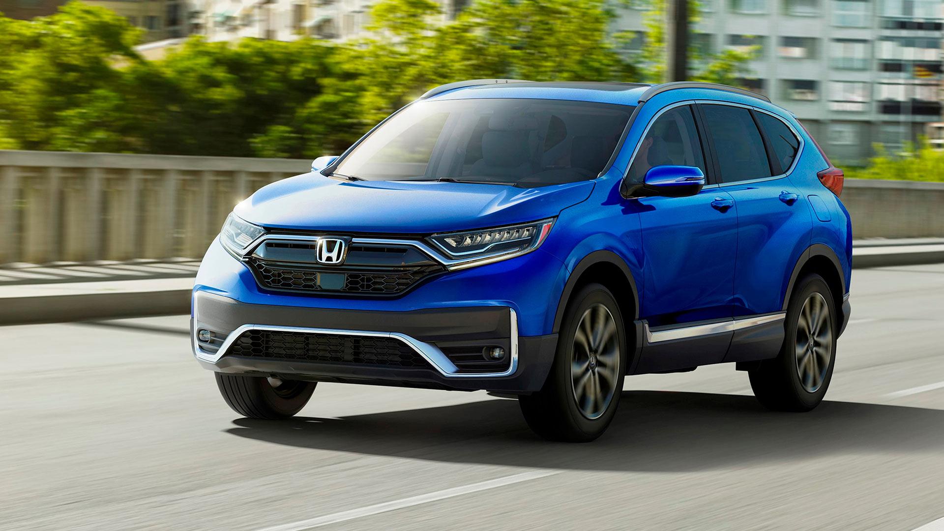 Honda CR-V 2020 bản lắp ráp thêm cả tá công nghệ, giá sẽ tăng?