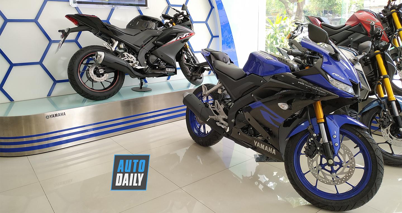 Yamaha giảm giá R15 và MT-15, quyết đấu Suzuki GSX-R150 và S150