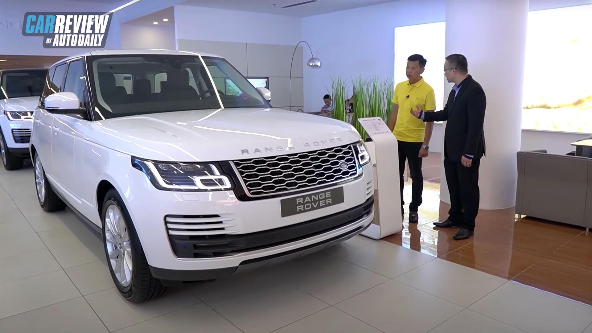 """""""Đột nhập"""" showroom Jaguar Land Rover chính hãng"""