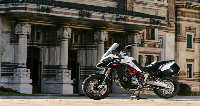 Ducati Multistrada 950 S 2021 ra mắt, lấy cảm hứng từ MotoGP