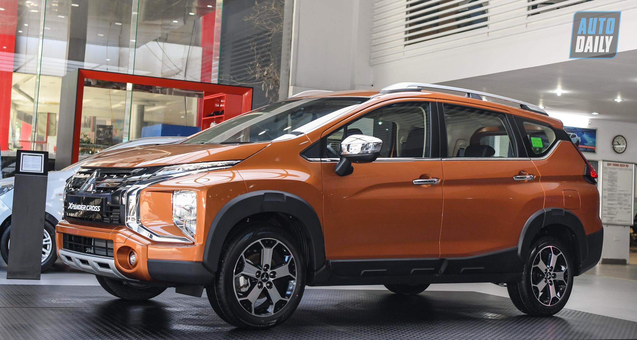 Mitsubishi Xpander Cross 2020 ra mắt tại Việt Nam, giá 670 triệu