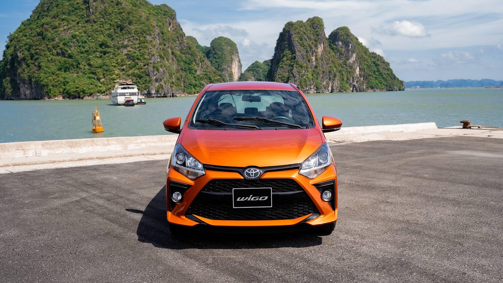 Toyota Wigo 2020 ra mắt tại Việt Nam, giá từ 352 triệu đồng