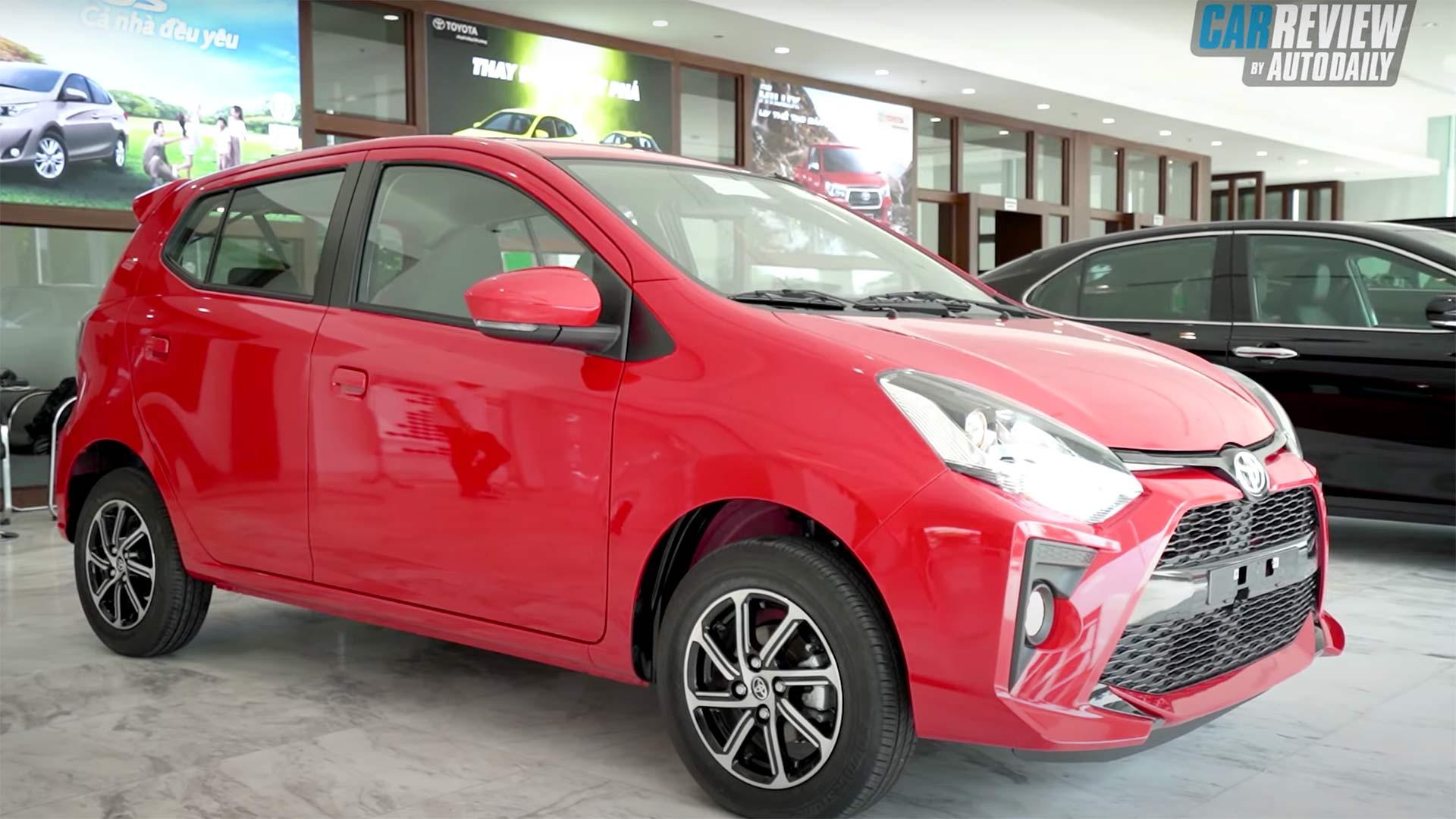 Toyota Wigo 2020 có gì mới để cạnh tranh Vinfast Fadil, Hyundai i10