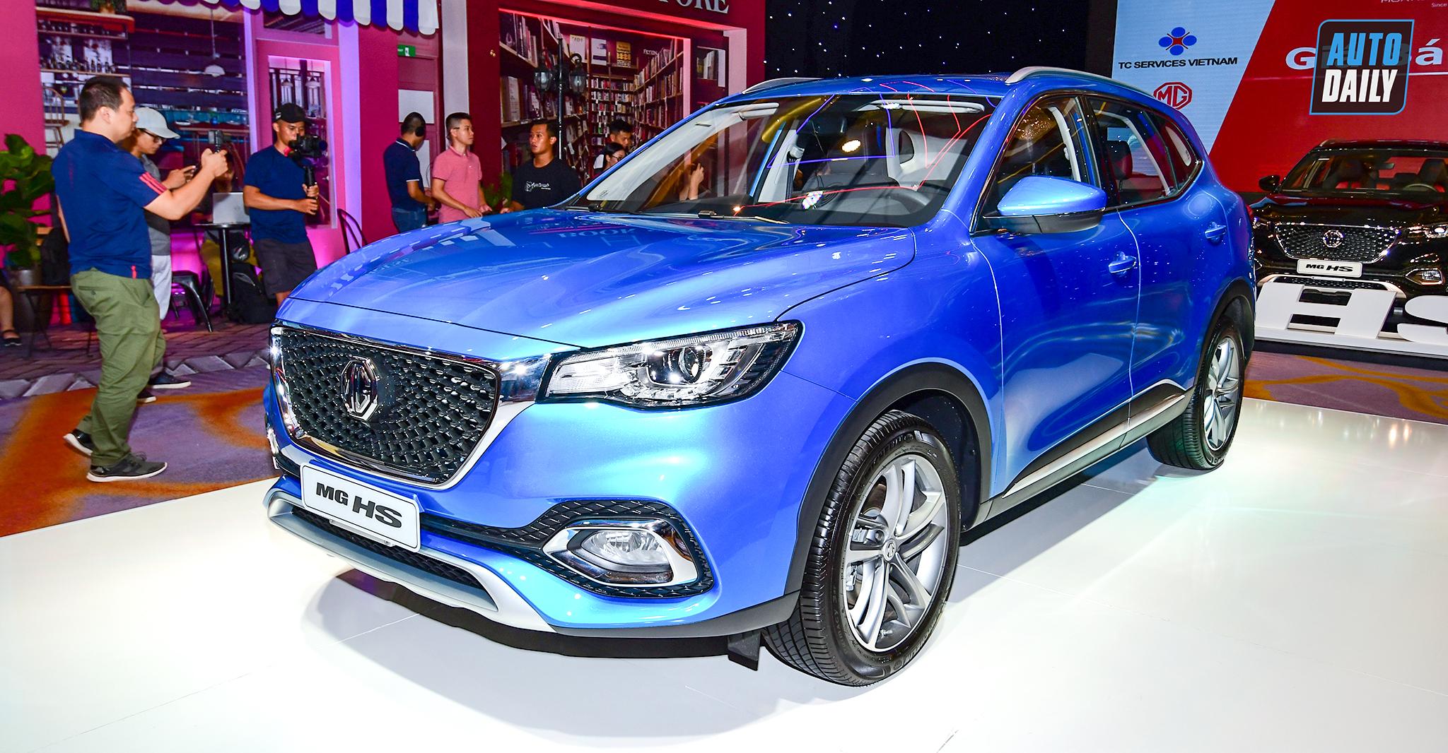 Bộ đôi xe SUV MG ra mắt tại Việt Nam, giá từ 518 triệu đồng
