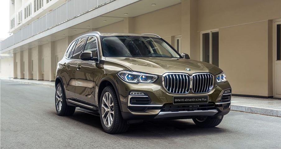 10 điểm nhấn ấn tượng trên BMW X5 thế hệ mới