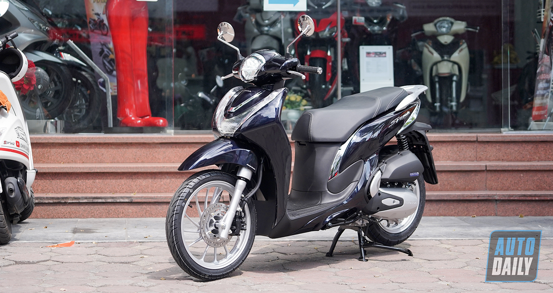 Honda Sh mode 2021 về đại lý, giá từ 53,9 triệu đồng