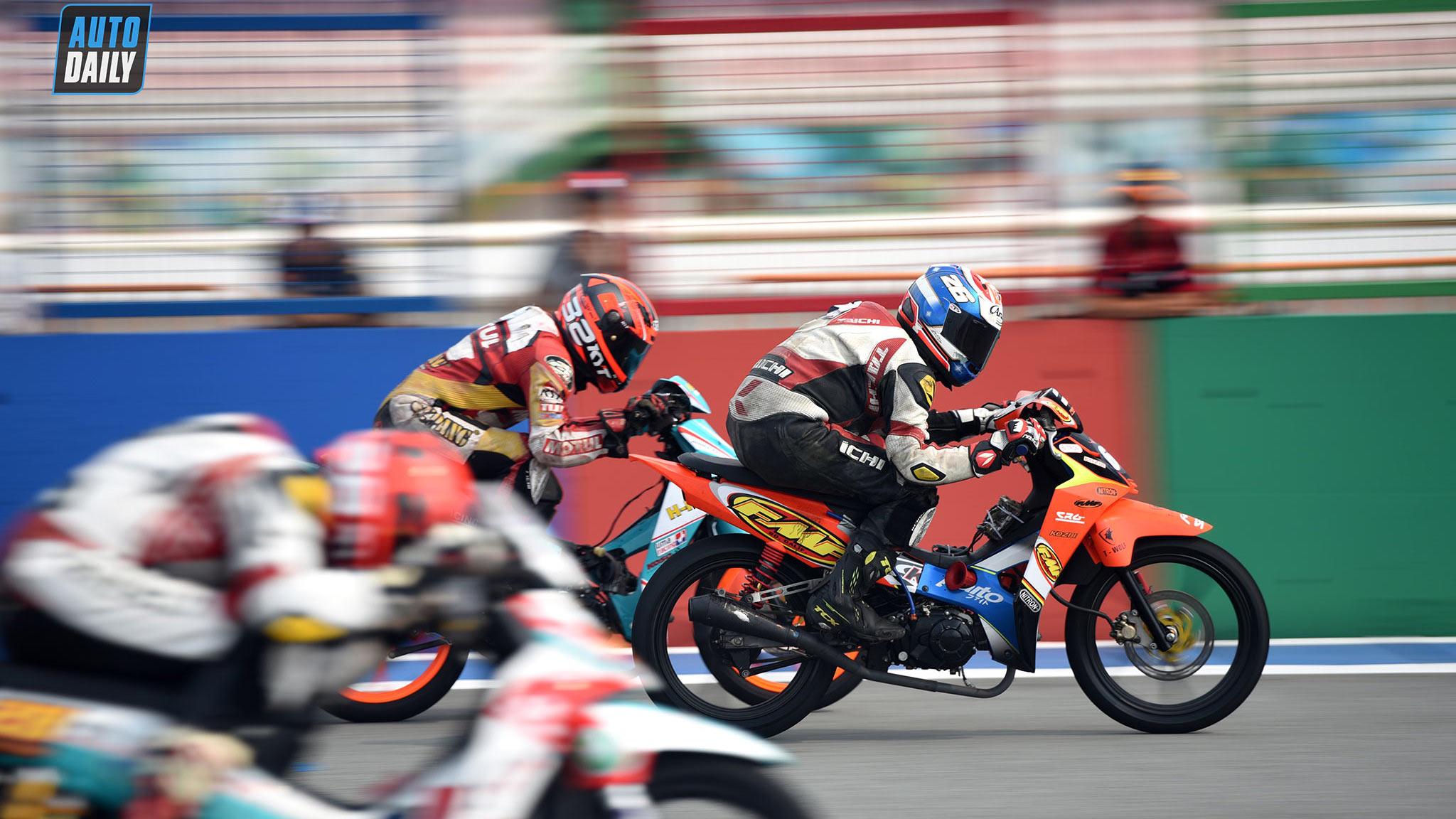 Kết quả đua phân hạng Chặng 2 VMRC 2020