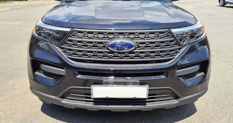Ford Explorer 2020 thứ 2 về Việt Nam, không phải chính hãng