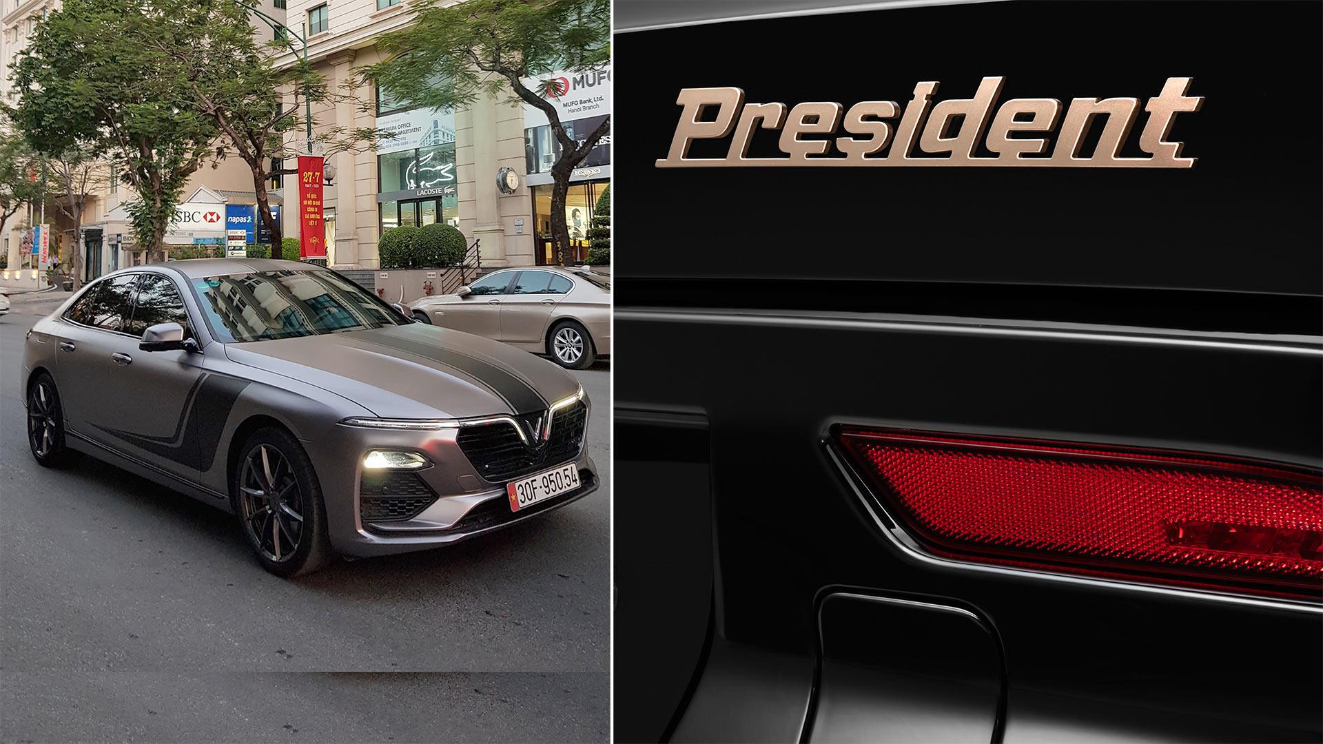 """VinFast """"tung chiêu độc"""" hút khách, chờ SUV đầu bảng VinFast President lộ diện"""
