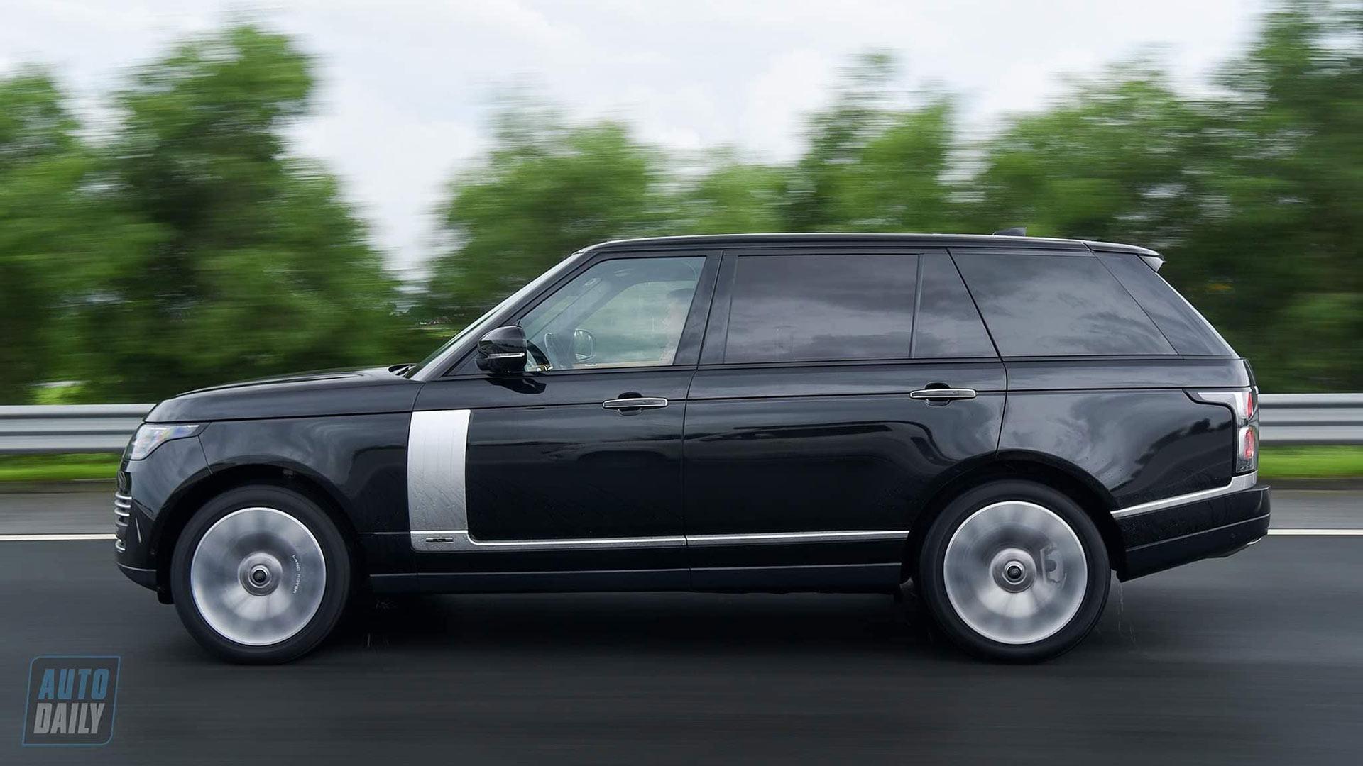 Trải nghiệm Range Rover Autobiography 2020 LWB 11,6 tỷ chính hãng