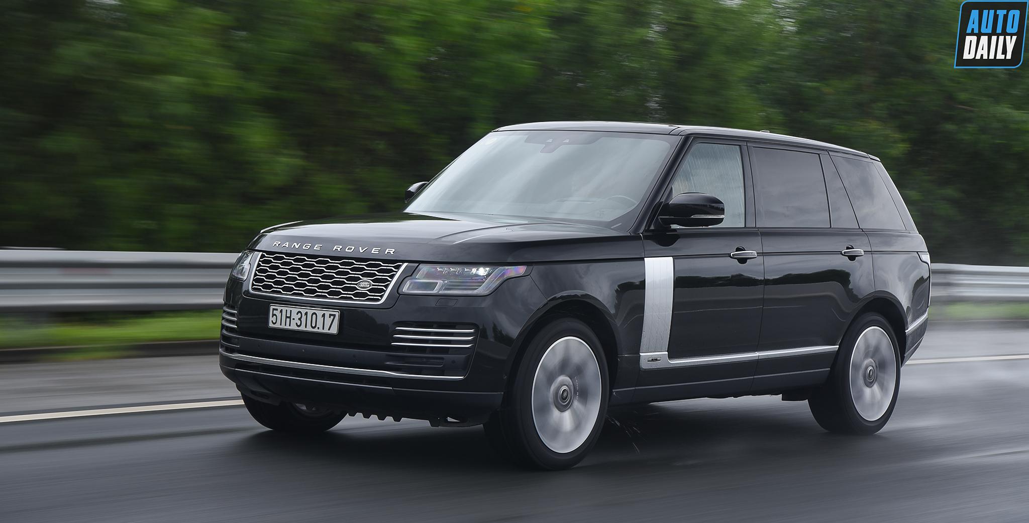 Đánh giá Range Rover Autobiography LWB P400: Đỉnh cao SUV hạng sang