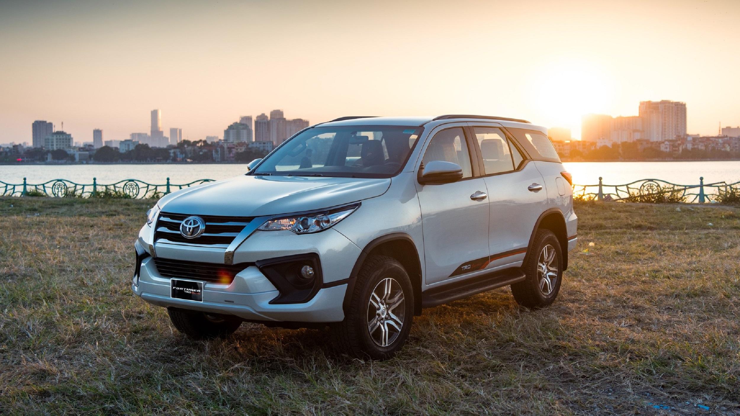 Tháng 7/2020: Toyota Việt Nam đạt doanh số 5.462 xe