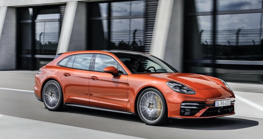 Porsche Panamera 2021 chính thức trình làng với loạt nâng cấp đáng kể