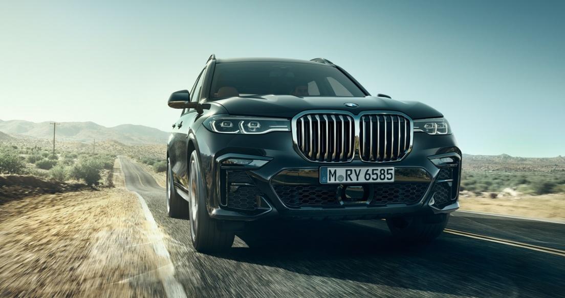 Những mẫu SAV nổi bật làm nên tên tuổi của BMW
